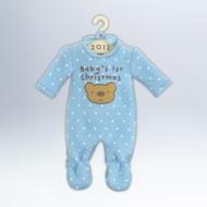 2012 Baby Boy's 1st Christmas