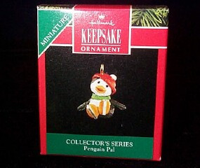 1991 Penguin Pal #4F