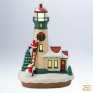 2012 Holiday Lighthouse #1