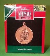 1992 Minted For Santa