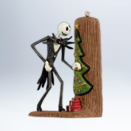 2012 Nightmare Before Christmas - Jack Sneaks A Peek
