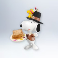 2012 Peanuts - A Thanksgiving Feast
