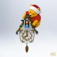 2012 Winnie The Pooh - Pooh-koo Clock