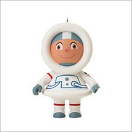 2012 Frosty Friends - Astronaut Frosty