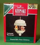 1992 Grandchild 1st Christmas