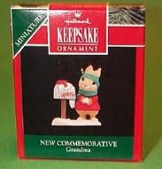 1992 Grandma - Miniature