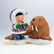 2011 Frosty Friends #32 - Walrus