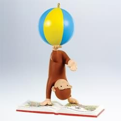 2011 Curious George - Reading Is a Ball