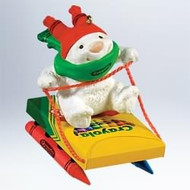 2011 Crayola - One Colorful Sled