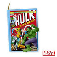 2010 Comic Book Heroes #3 - The Incredible Hulk and Wolverine
