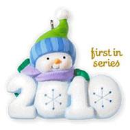2010 Frosty Fun Decade #1