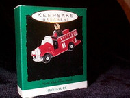 1993 North Pole Firetruck
