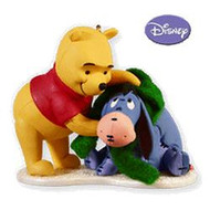 2010 Winnie The Pooh - A Gift For Eeyore