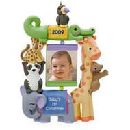 2009 Baby's 1st Christmas - Photoholder