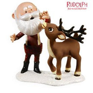 2009 Rudolph - Santa's Bright Idea