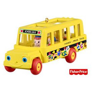 2009 School Bus - Fisher Price