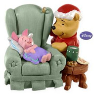 2009 Winnie The Pooh - Waiting Up For Santa