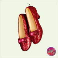 2005 Wizard Of Oz - Ruby Slippers - Club