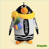 2006 Crayola - Suited Penguin