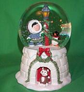 2006 Frosty Friends Snow Globe