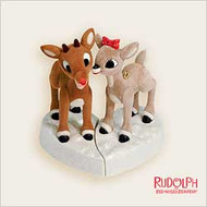 2006 Rudolph and Clarice - Lighted