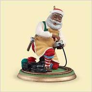 2006 Toymaker Santa - AF Amer