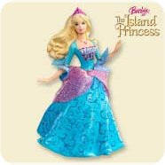 2007 Barbie - Island Princess