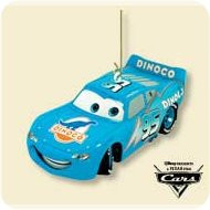 2007 Disney - Blue Lightning - Cars