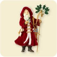 2007 Father Christmas - Colorway