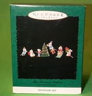 1996 Tiny Christmas Helpers