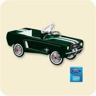 2007 Kiddie Car Classic - Mustang - Green