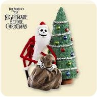 2007 Nightmare Before Christmas - Halloweentown