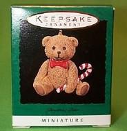 1996 Christmas Bear