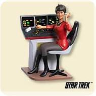 2007 Star Trek - Lieutenant Uhura