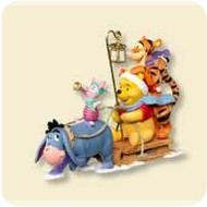2007 Winnie The Pooh - Oh What Fun