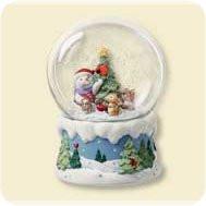 2007 Snow Buddies - Snow Globe