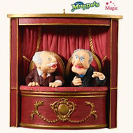 2008 Statler and Waldorf - Muppets