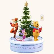 2008 Winnie The Pooh - O Christmas Tree