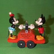 2008 Disney - Riding The Rails