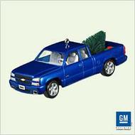2005 All American Trucks #11 - 2003 Silverado SS