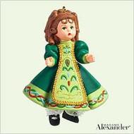 2005 Madame Alexander #10 - Sweet Irish Dancer