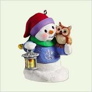 2005 Snow Buddies #8 - Owl