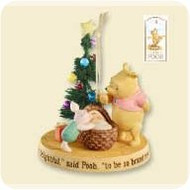 2007 Baby's 1st Christmas - Winnie The Pooh