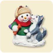 2007 Snow Buddies #10 - Husky