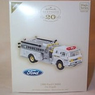 2007 Fire Brigade #5 - 1988 Ford C8000 - Colorway