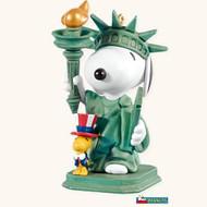 2008 Spotlight On Snoopy #11 - Patriotic Pals