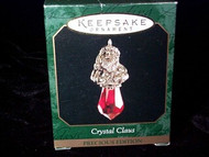 1999 Crystal Claus