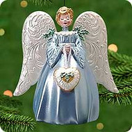 1999 Victorian Angel Tree Topper