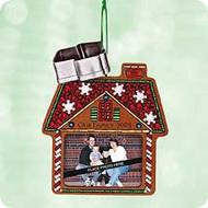 2003 Our Family - Photo Hallmark ornament