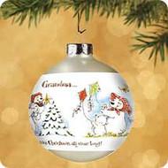 2002 Grandma Hallmark ornament